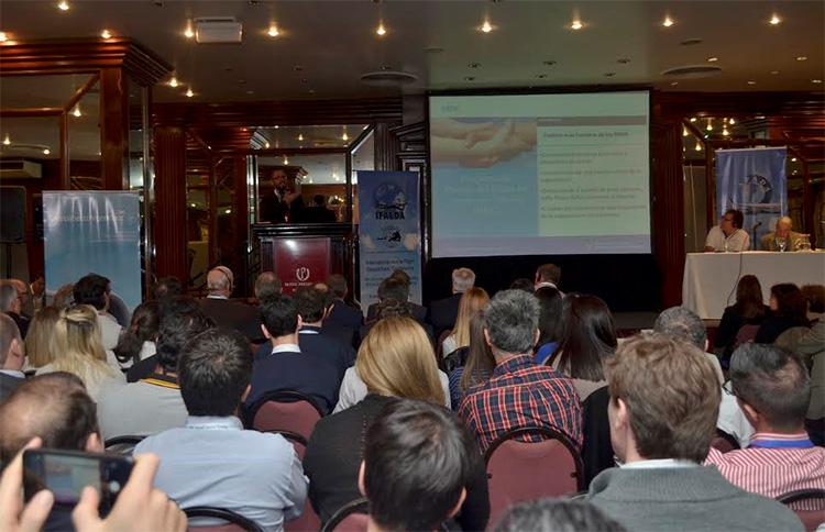 Exposicion Lic. Esteban Mendoza, Gerente Área Operativa E.A.N.A. S.E.