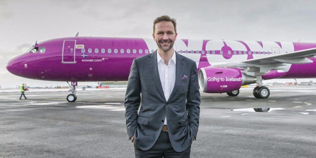 CEO WOW Air