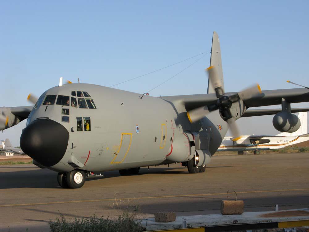 Foto: Ejército del Aire