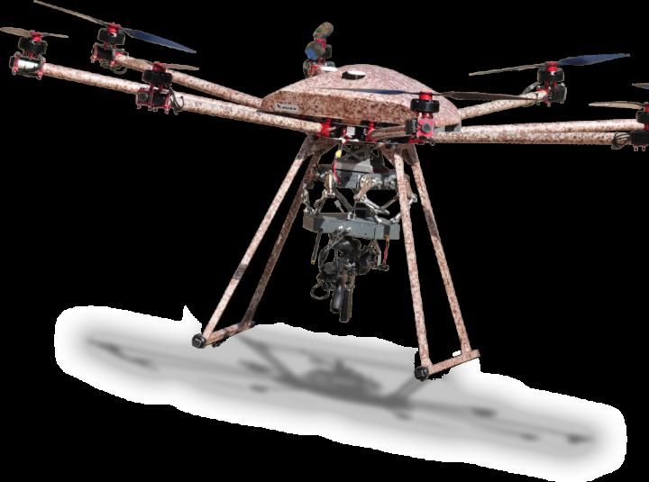 dron israel tikad-uai