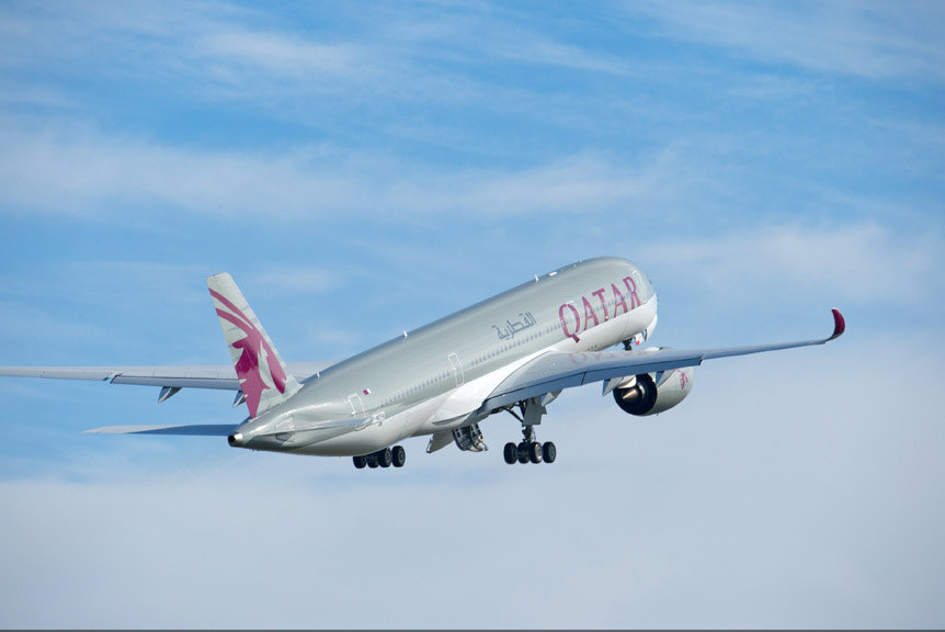 a350 qatar airways UAE