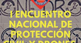 Primer encuentro nacional de protección civil y drones