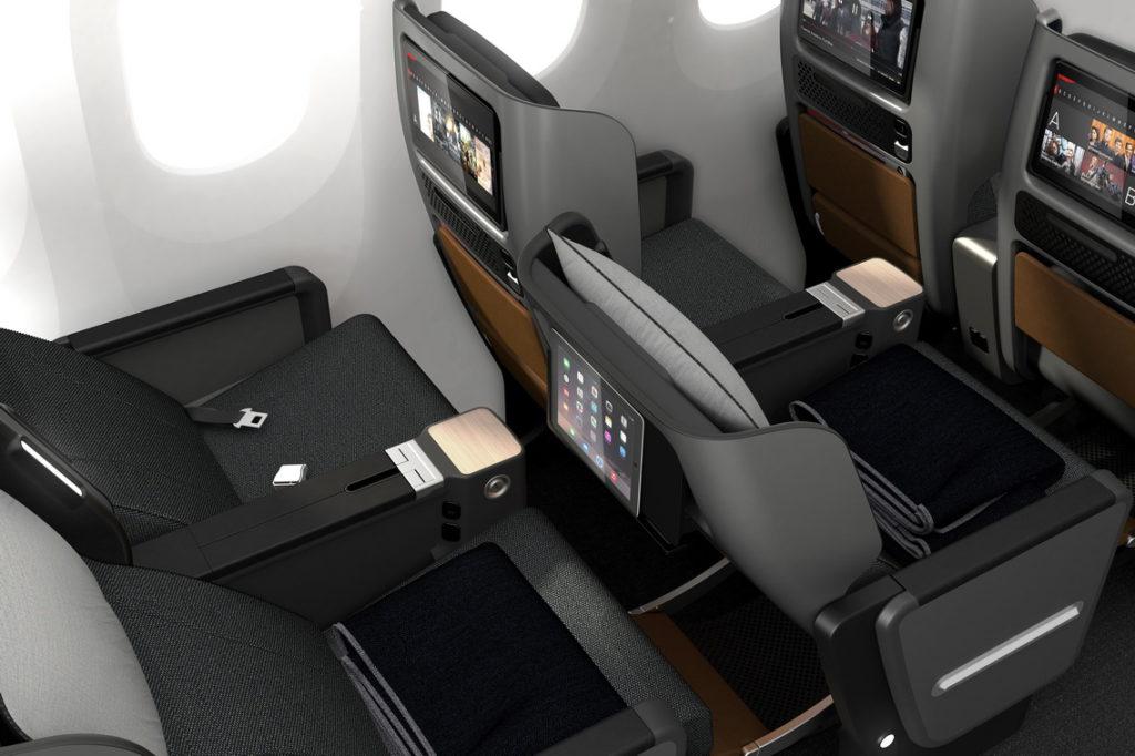 Qantas QF A380 Cabin Upgrade