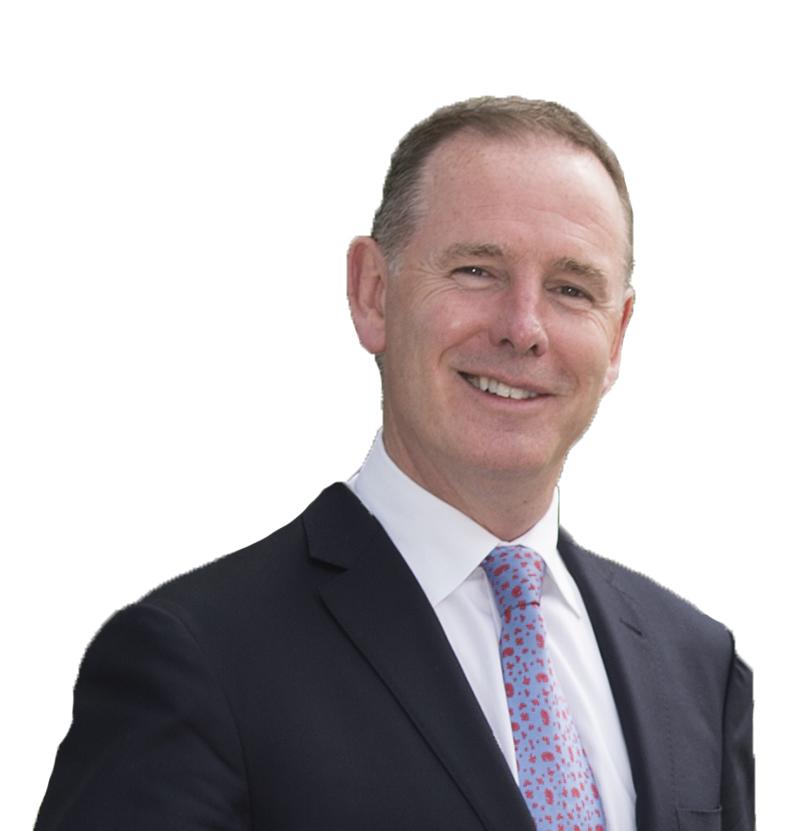 Tony Douglas, nuevo CEO de Etihad Aviation Group