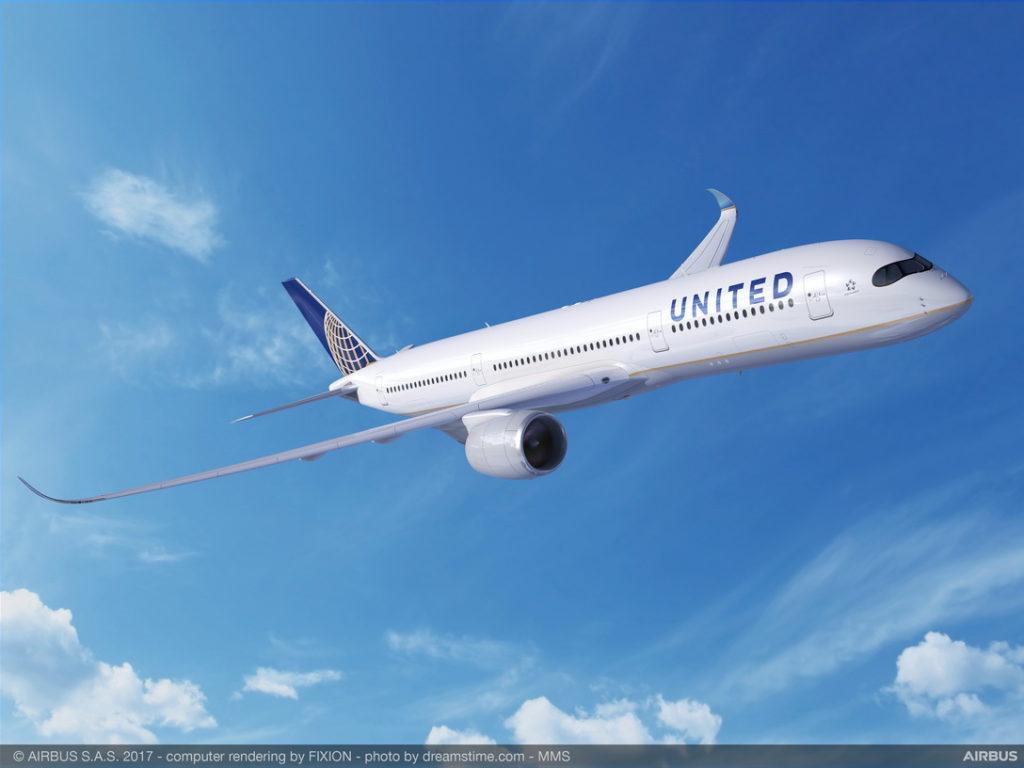 United-orders-45-A350-900-