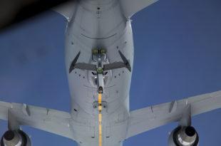 KC-46A refuelling