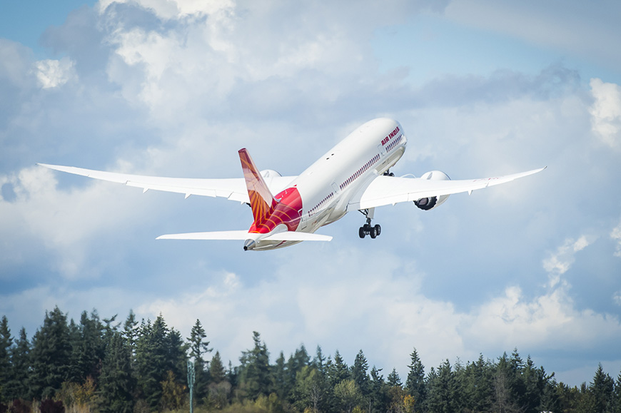 Air India 125
