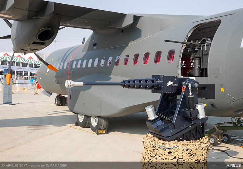 C295 ISR Armas Airbus