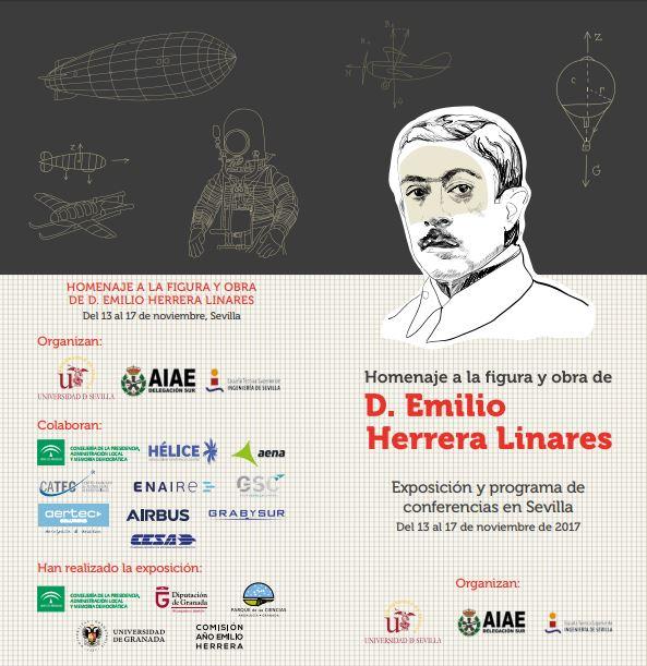 Emilio Herrera Linares exposición