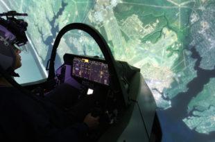 F-35 simuladores