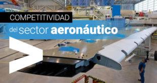 competitividad en el sector aeronáutico