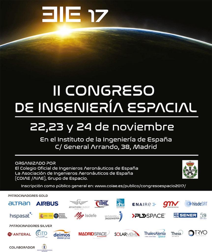 Congreso de ingeniería espacial