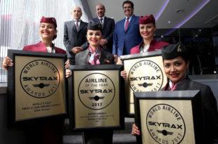 50 premios Qatar Airways