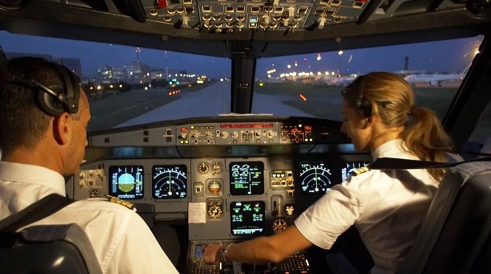 Seguros para pilotos de líneas aéreas