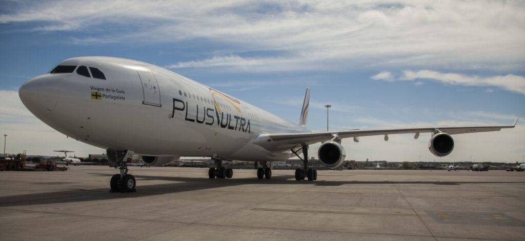 A340 Plus Ultra