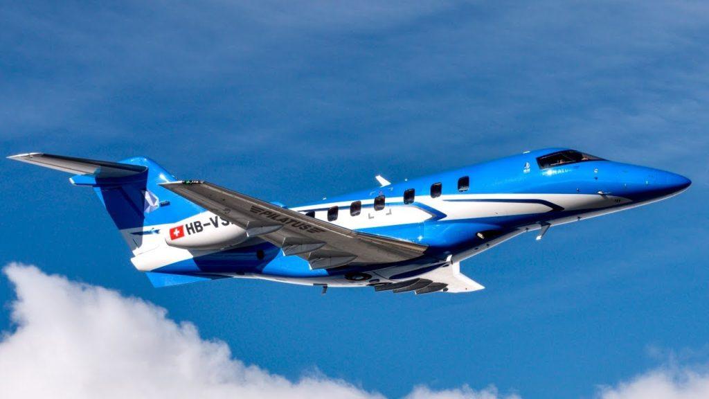 PC24 PlaneSense