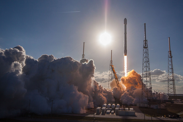 lanzamiento Satelite Paz