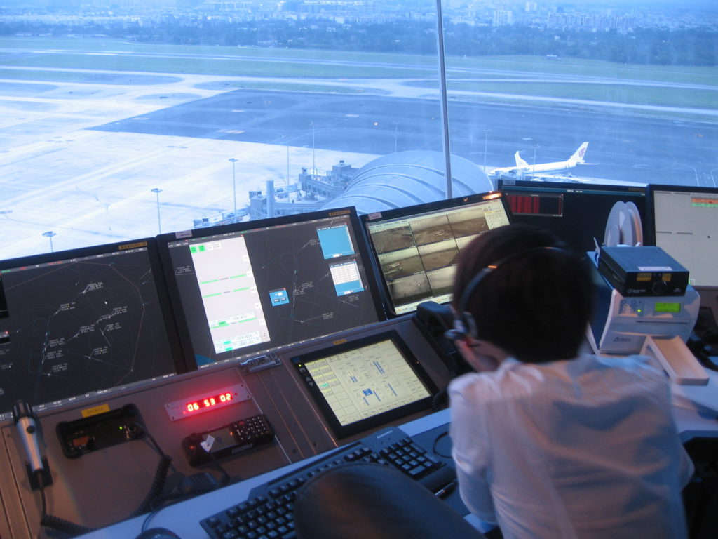 ATM INDRA, gestión de los aeropuertos