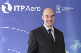 Carlos Alzola, Director General en funciones, de ITP.