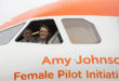 Captain First officer Sue Barrett. Foto: Easyjet