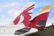 Iberia y Qatar