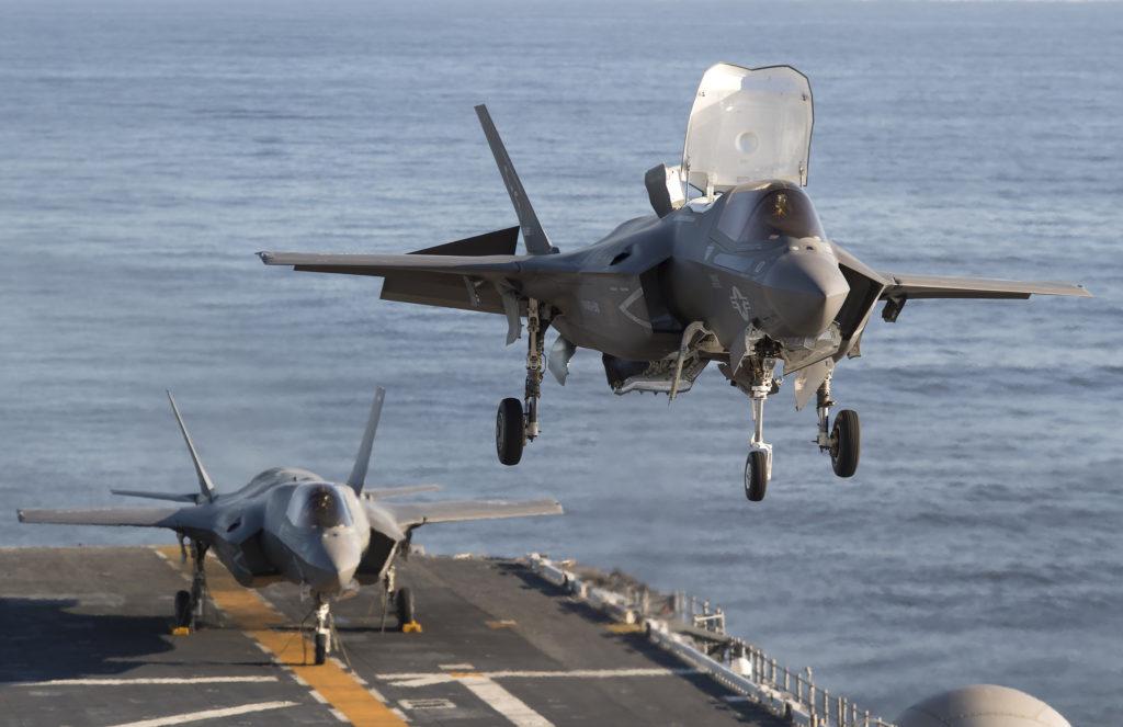 Mercado aviones combate_Lockheed Martin