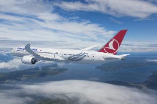 Turkish Boeing 787-9 Dreamliner - Turkish Airlines