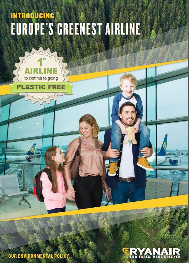 Política Medioambiental Ryanair