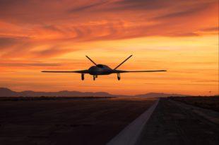 Avenger ER sunriset_takeoff