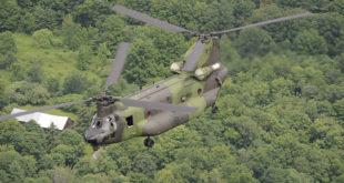 CH-147F Chinook RCAF