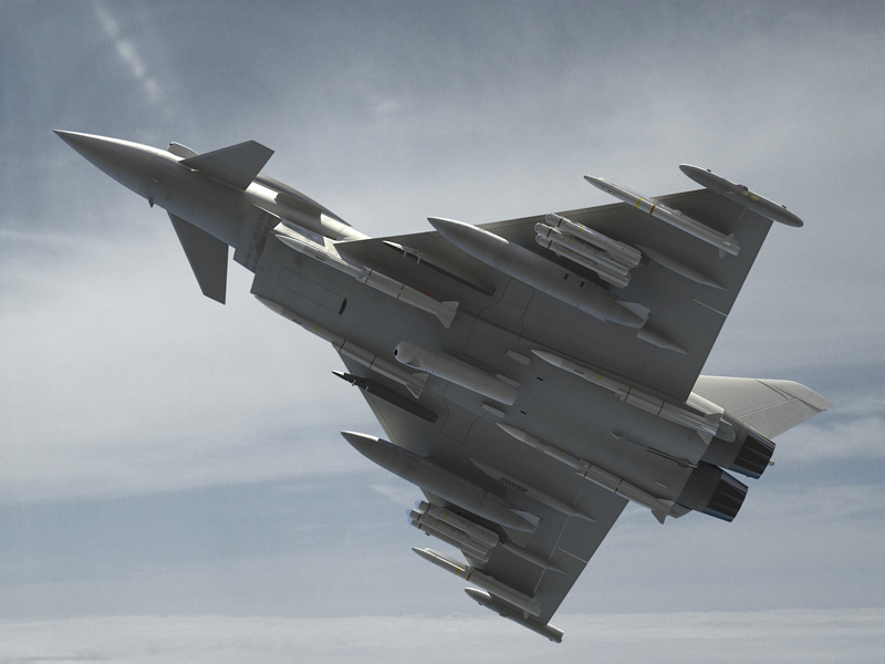 MBDA Eurofighter
