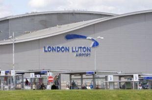 aeropuerto de Luton Aena