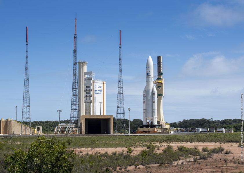 ArianeSpace ILA 2018