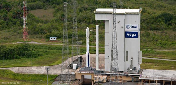 vega arianespace spaceflight