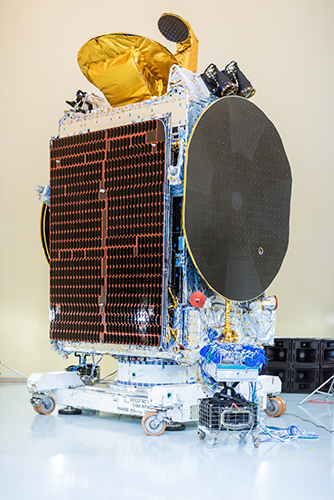 Bangabandhu Satellite 1 - Acoustique
