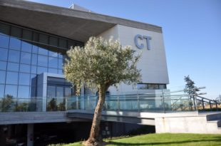 Sede de CT Ingenieros en Getafe, Madrid.