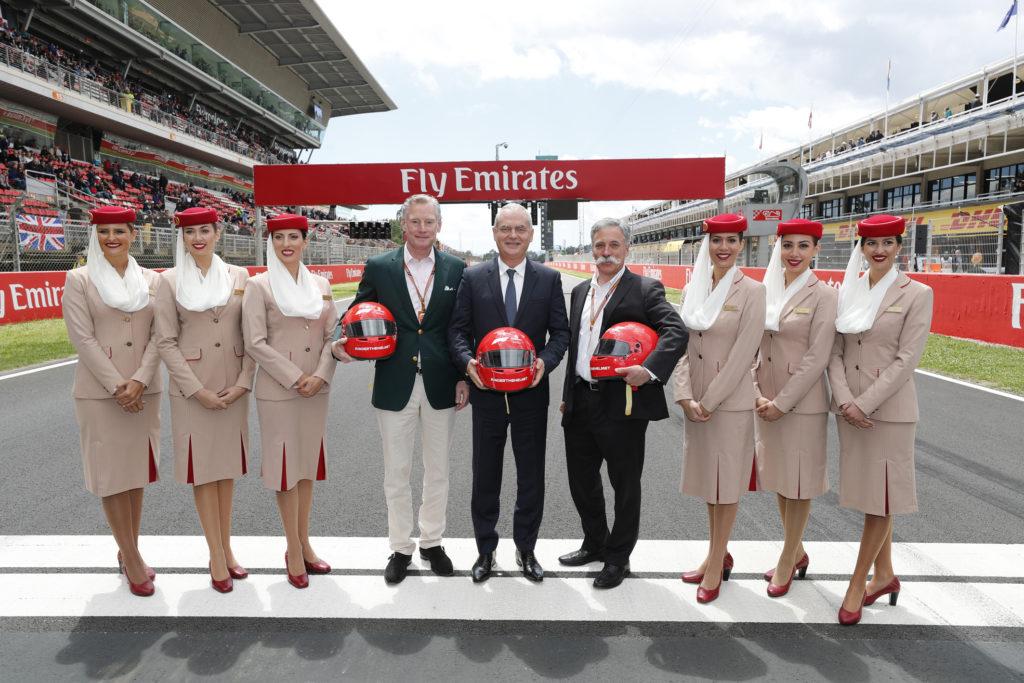 Fórmula 1 Emirates