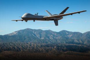 Futuro MALE Reaper del Ejército del Aire español.