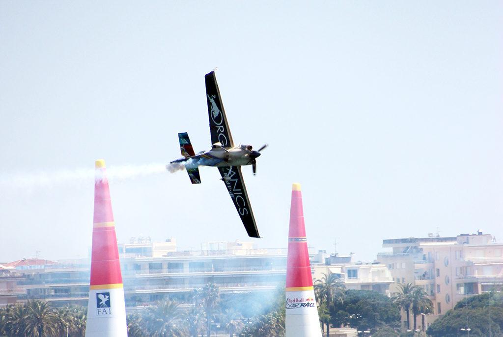 aspectos técnicos y tácticos Red Bull Air Race