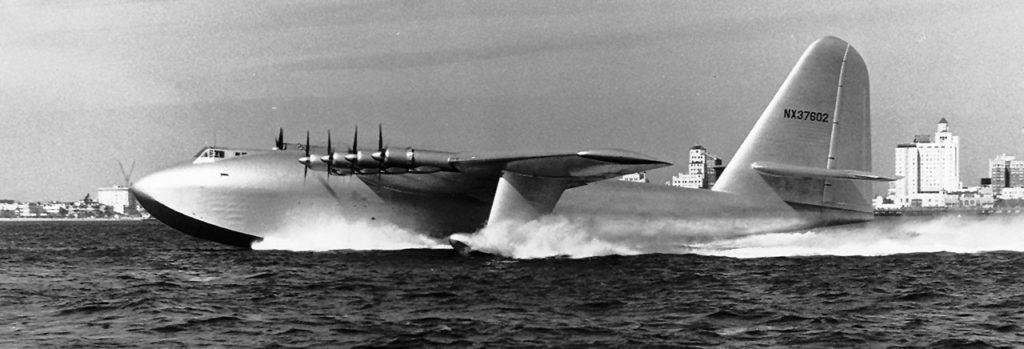 Boeing H-4 . Foto: Boeing