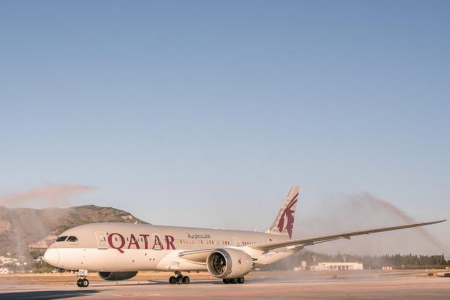 qatar airways doha malaga