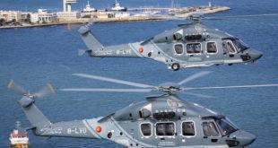 H175 Servicio Gubernamental de vuelo