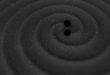 Thales Alenia Space ESA_INTEGRAL_MergingBlackHoles