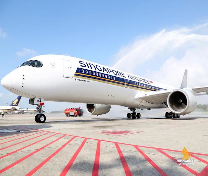 Singapore-Airlines A350-900ULR