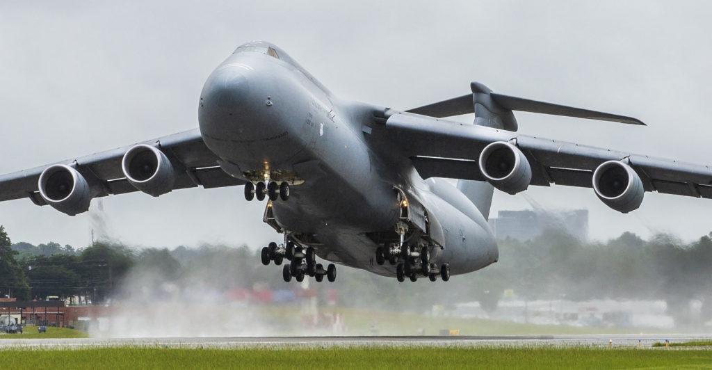 Foto: Andrew Mcmurtrie. (PRNewsfoto/Lockheed Martin Aeronautics Com)