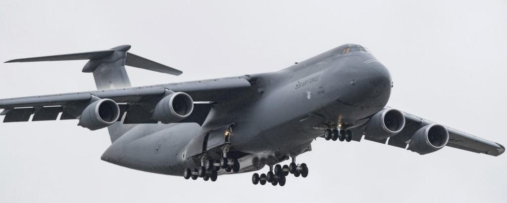 Foto: Todd R. McQueen. (PRNewsfoto/Lockheed Martin Aeronautics Com)