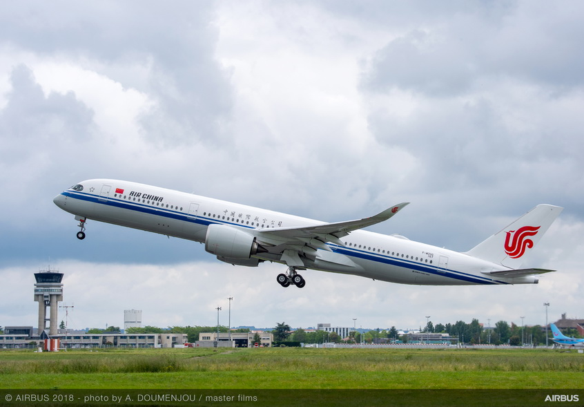 A350-900-Air-China-MSN167-take-off-