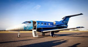 Phenom 100EV. foto: Embraer