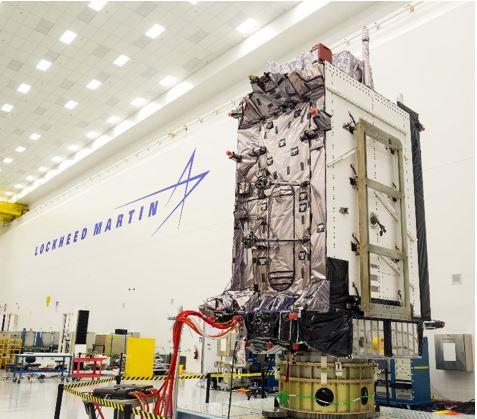 satélite GPS III