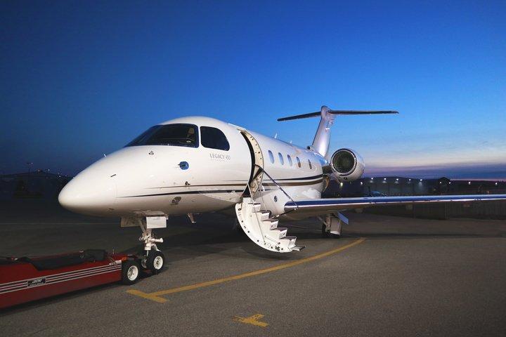 Legacy 450 AirSprint